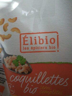 Coquillettes bio semi complete - Produit - fr