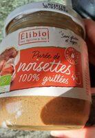 Purée de noisettes 100%grillées - Produit - en
