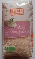 Riz thaï jasmin - Prodotto - fr