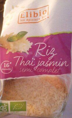 Riz Thaï jasmin semi-complet - Prodotto - fr