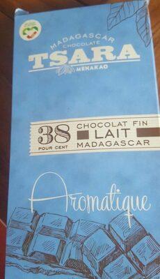 Chocolat fin au lait - Produit