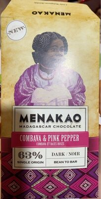 Combava et pink pepper - Product - fr