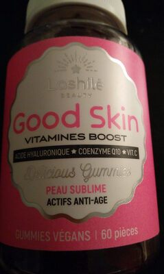 Good Skin - Vitamines Boost - Product - fr