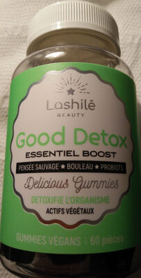 Good Detox - Essentiel Boost - Produkt