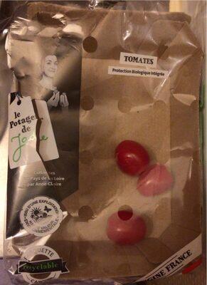 Tomates cerises allongées - Product - fr