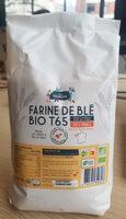 Farine de blé Bio T65 1Kg - Produit - fr