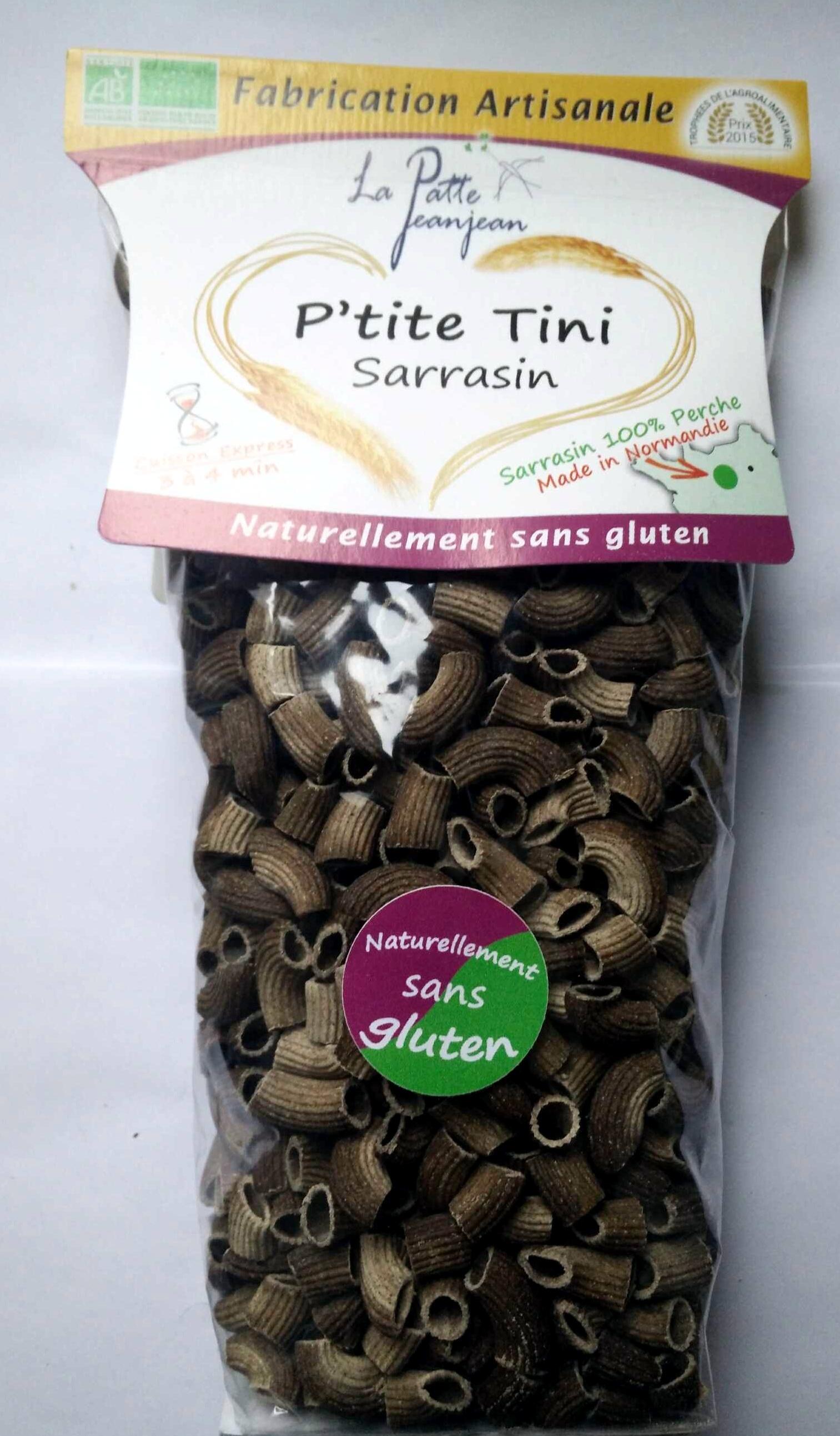 P'tite Tini - Produkt - fr