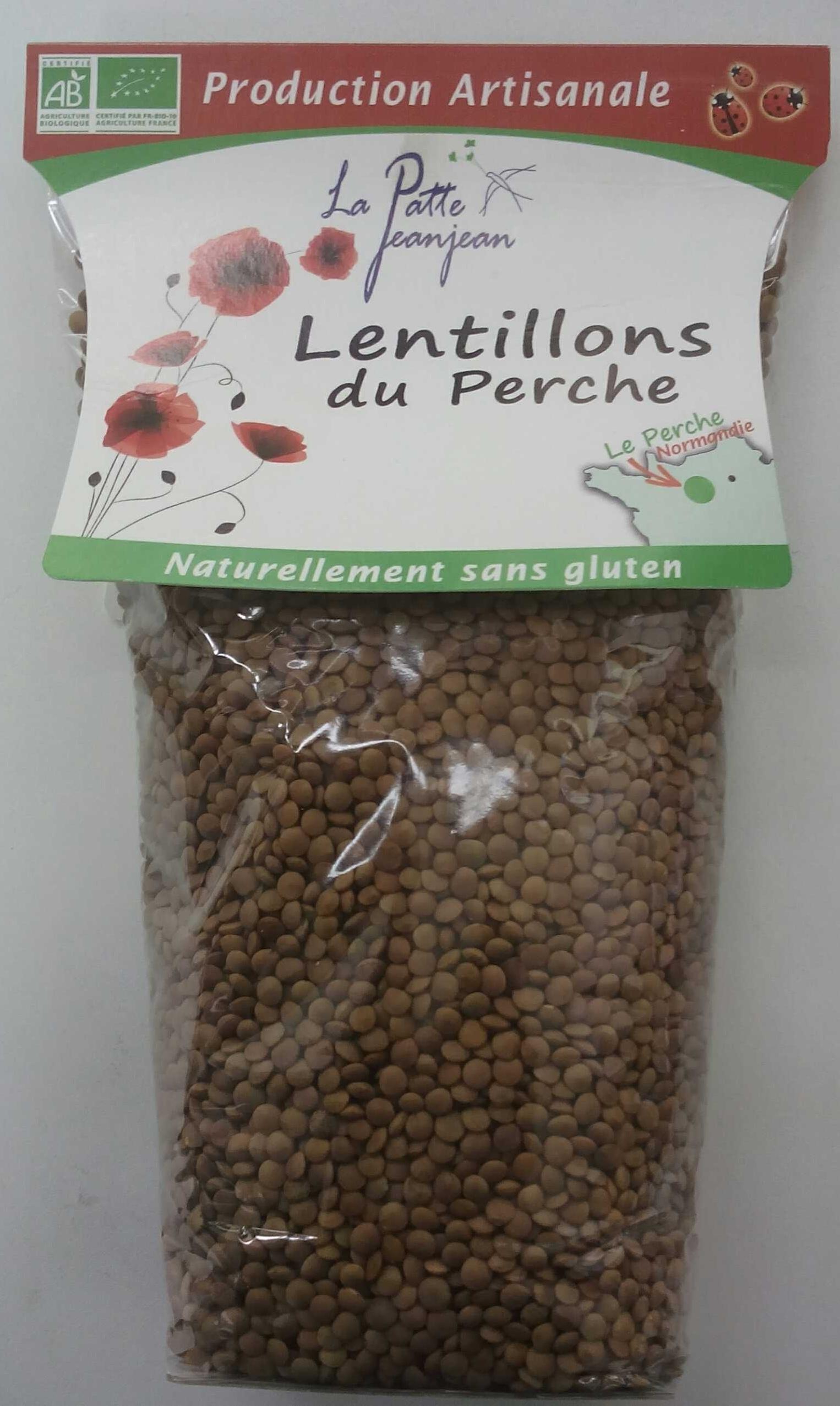 Lentillons du Perche - Product - fr