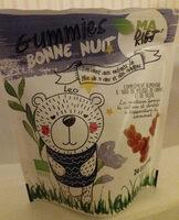 Complément Alimentaire à Base Mélisse, Camomille,Tilleul - Product - fr