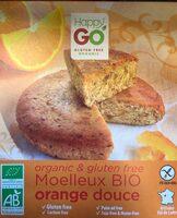 Moelleux Bio - orange douce - Product - fr