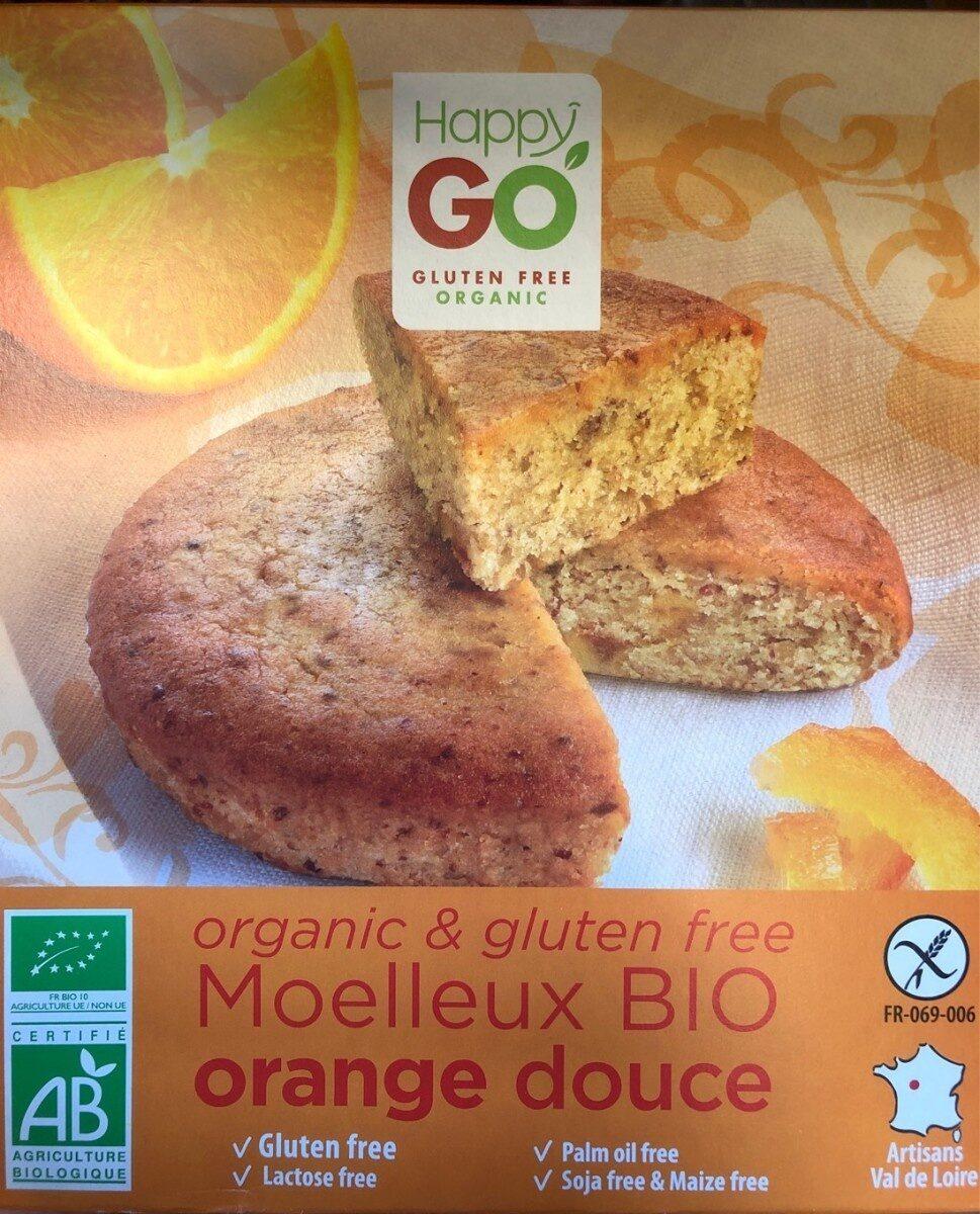 Moelleux Bio - orange douce - Produit - fr