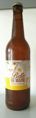 Belle de Maine blonde - Product - fr