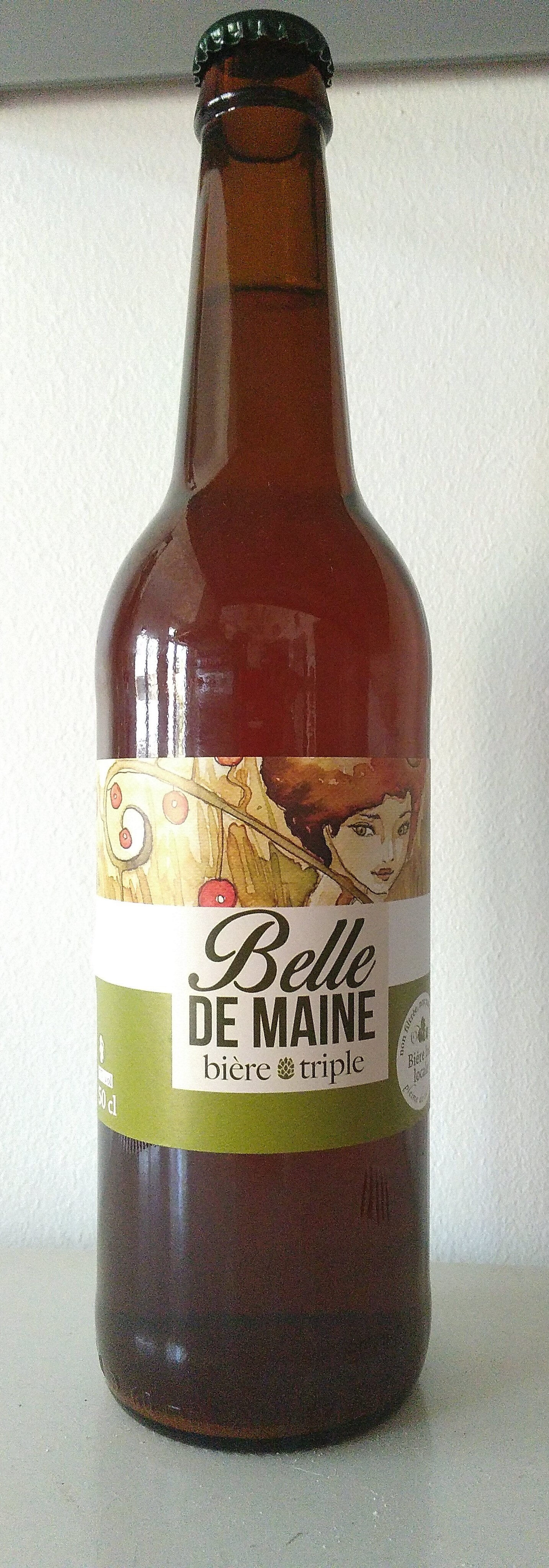 Belle de Maine triple - Product - fr