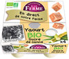 Yaourt bio Sucre de canne - Product
