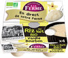 Riz au lait Bio - Vanille Bourbon - Product