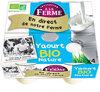 Yaourt Bio Nature 4 x 125 g - Product