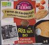 Riz au lait Caramel beurre salé - Prodotto
