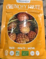 Crunchy fruit ananas - Product