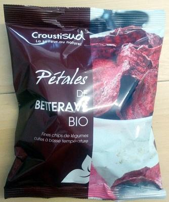Pétales de betterave bio - Produit