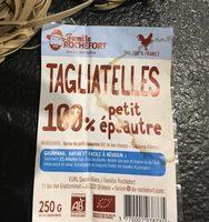 Tagliatelles 100% petit épeautre - Produit