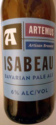 Isabeau Bavarian Pale Ale - Produit