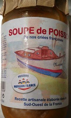 Soupe de poisson - Produit