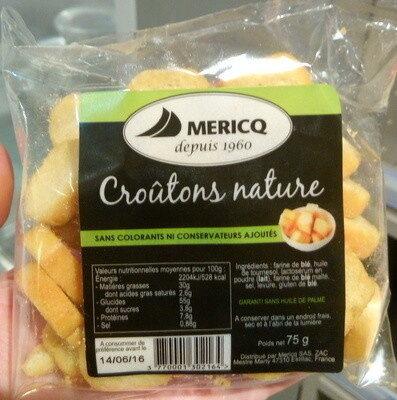 Croûtons Nature - Prodotto - fr