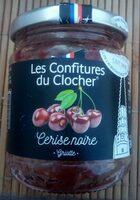 Confiture Cerise noire Griotte - Product - fr