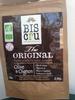 Bis cru Olive & Oignon - Produit