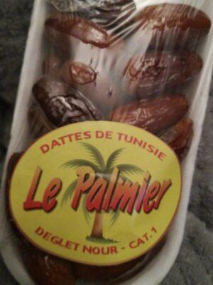 Dattes de Tunisie - Produit