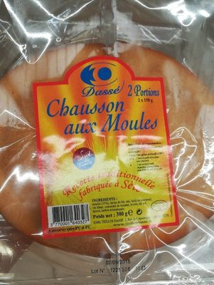 Chausson aux Moules - Produit - fr