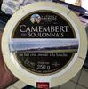 Camembert du Boulonnais au lait cru, moulé à la louche (22% MG) - Produit