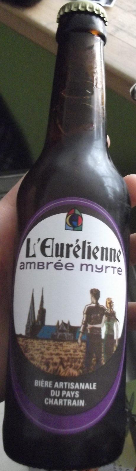L'Eurélienne ambrée myrte - Produit - fr