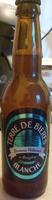 Biere blanche - Produit