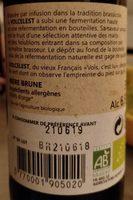 Biere Volcelest Brune - Ingrédients - fr