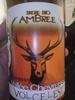 bière bio ambrée - Product