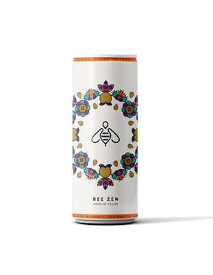 Bee Zen parfum pêche - Product