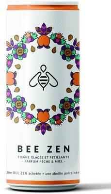 Bee Zen Pêche & Miel bio - Produit