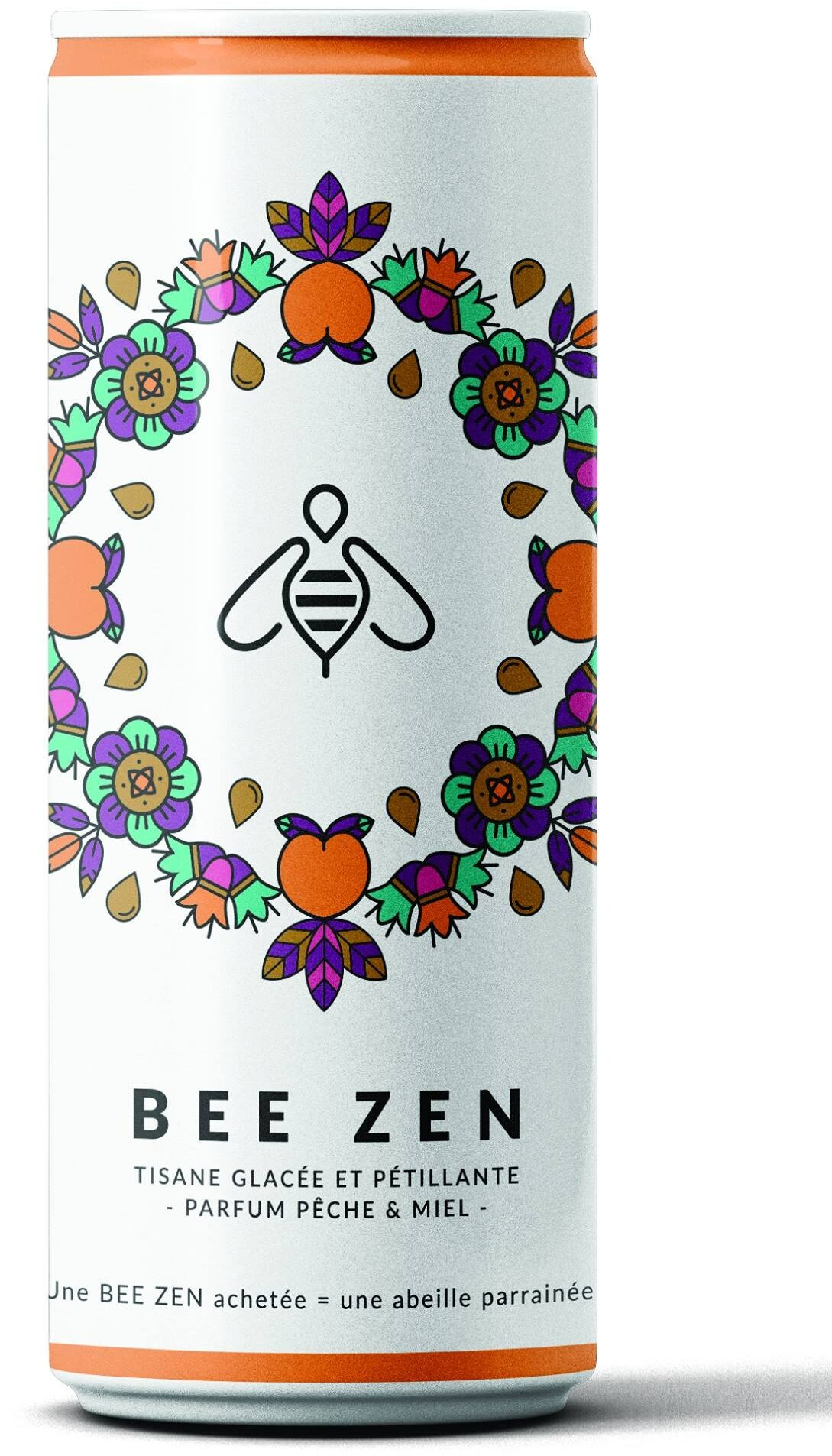 Bee Zen Pêche & Miel bio - Product