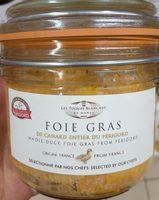 Foie gras de canard entier du Périgord - Produit