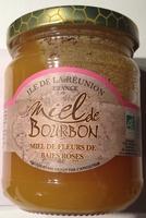 Miel de fleurs de baies roses - Produit - fr