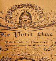 Les Calissons De Saint-rémy - Product - fr