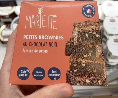 Petits Brownies - Produit - fr