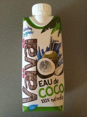 Eau de coco - Product