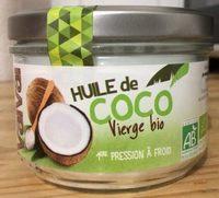 Huile De Coco Vierge Bio - Produit - fr