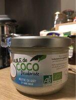 Huile De Coco - Product - fr