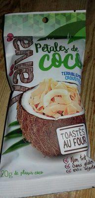Pétales de coco - Produit - fr