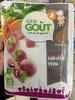 Navets Carotte Veau-Good Gout-220g - Produit