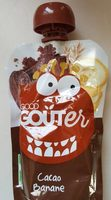 Cacao Banane-Good Gouter - Informations nutritionnelles - fr