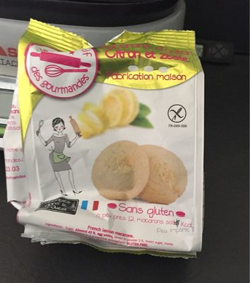 Macarons d'antan - Product - fr
